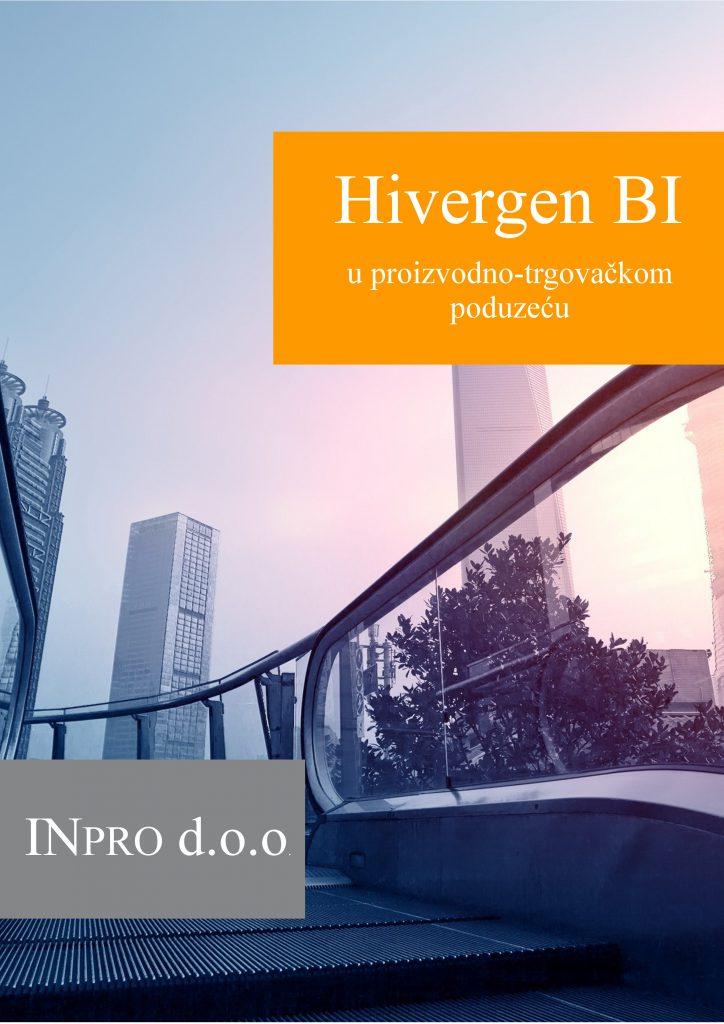 Hivergen BI u PT poduzeću